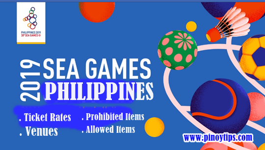 30TH SEA GAMES PHILIPPINES 2019